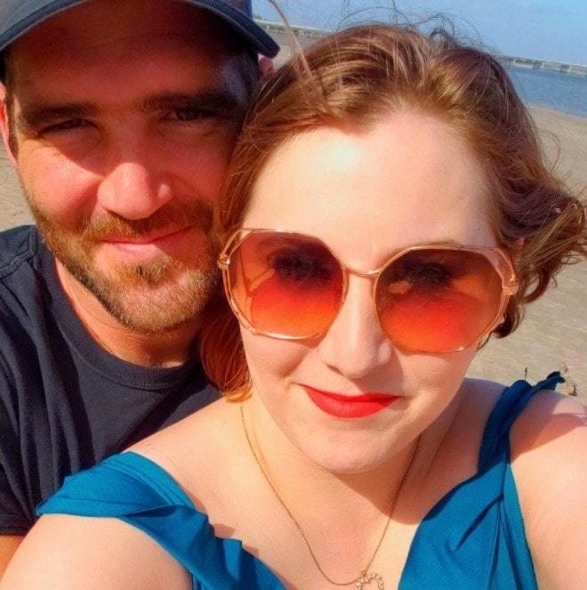 Brandon and Veronica Langham, white nationalists.