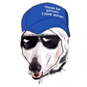 """Profile image frequently used by """"Borzoi Boskovic."""""""